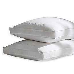 Wamsutta® Medium Density Support Stomach Sleeper Bed Pillow