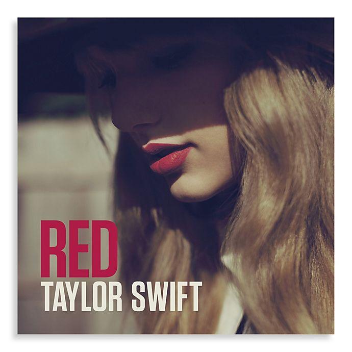 Taylor Swift Red Vinyl Album Bed Bath Beyond