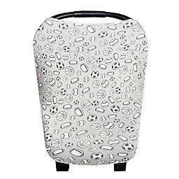 Copper Pearl™ Champ 5-in-1 Multi-Use Cover in Grey/White