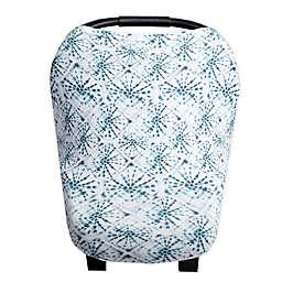 Copper Pearl™ Indigo 5-in-1 Multi-Use Cover in Blue/White