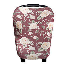 Copper Pearl™ Scarlet 5-in-1 Multi-Use Cover in Burgundy Floral