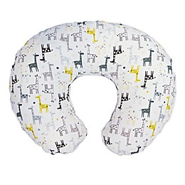 Boppy® Nursing Pillow Cover in Gold Giraffe