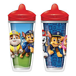 PAW Patrol™ Sipsters 2-Pack 9 oz. Stage 3 Sippy Cups in Blue