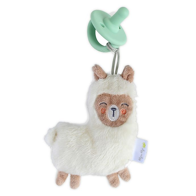 Alternate image 1 for Itzy Ritzy® Llama Sweetie Pal™ with Pacifier