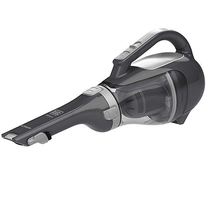Alternate image 1 for Black & Decker™ 20-Volt Lithium Cordless Handheld Vacuum