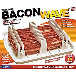 Emson Bacon Wave Microwave Bacon Tray