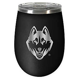 University of Connecticut STEALTH 12 oz. Insulated Wine Tumbler