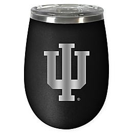 University of Indiana STEALTH 12 oz. Insulated Wine Tumbler