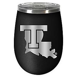Louisiana Tech University STEALTH 12 oz. Insulated Wine Tumbler