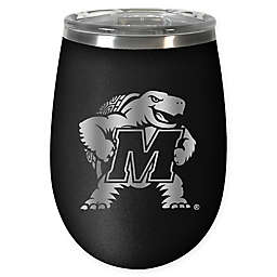 University of Maryland STEALTH 12 oz. Insulated Wine Tumbler