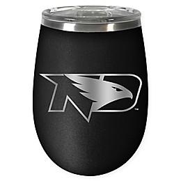 University of North Dakota STEALTH 12 oz. Insulated Wine Tumbler