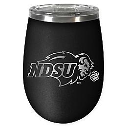 North Dakota State University STEALTH 12 oz. Insulated Wine Tumbler