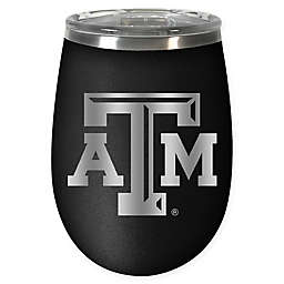 Texas A&M University STEALTH 12 oz. Insulated Wine Tumbler