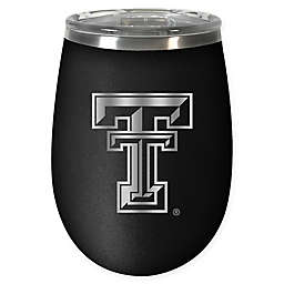 Texas Tech University STEALTH 12 oz. Insulated Wine Tumbler