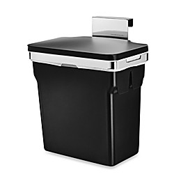 simplehuman® 10-Liter In-Cabinet Can