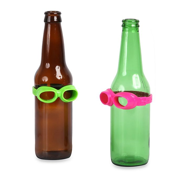 Alternate image 1 for Multicolor Beer Goggle (6-Pack)