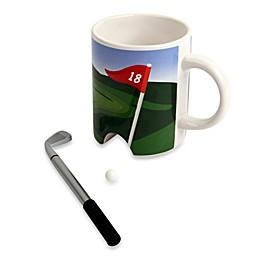 Kikkerland® Golf Mug