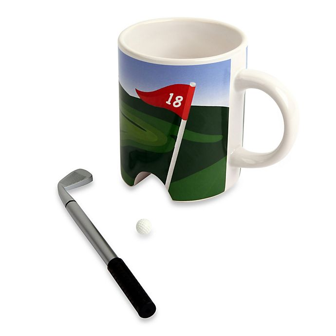 Alternate image 1 for Kikkerland® Golf Mug