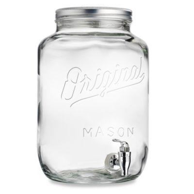 Del Sol™ Original Mason™ 2.15 Gallon Beverage Dispenser by Bed Bath And Beyond