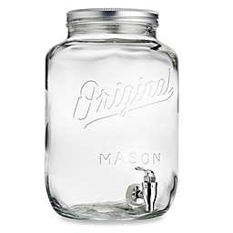 Del Sol™ Original Mason™ 2.15-Gallon Beverage Dispenser