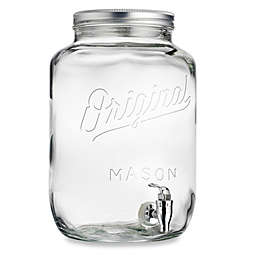 Del Sol™ Original Mason™ 2.15-Gallon Beverage Dispenser