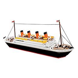 COBI® 600-Piece Historical Collection 1912 R.M.S. Titanic Building Kit