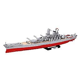 COBI World of Warships 1:300 Scale Battleship Yamato Kit