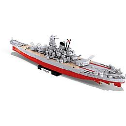 COBI World War II 1:300 Scale Battleship Musashi Kit