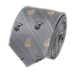 Star Wars™ BB-8 and Dio Boy's Necktie in Grey