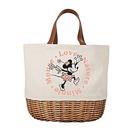 Disney® Minnie Mouse Promenade Picnic Basket with Service for 2 in Beige