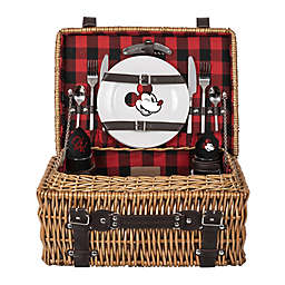 Disney® Champion Picnic Basket with Service for 2 in Red