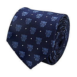 Marvel® Black Panther Dot Men's Necktie