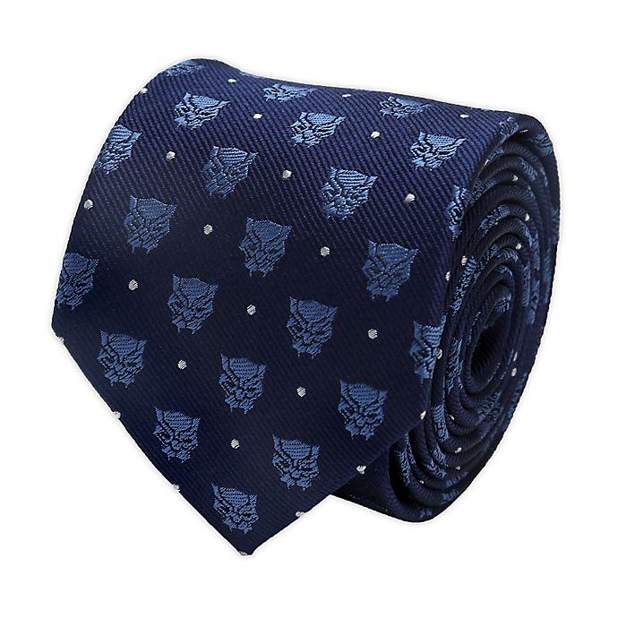 Alternate image 1 for Marvel® Black Panther Dot Men's Necktie