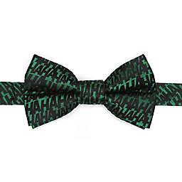 DC Comics™ Joker Ha Ha Boy's Bow Tie in Green
