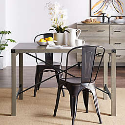 Forest Gate™ 5-Piece Industrial Dining Set