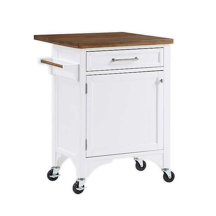 Alternate image 1 for Bee & Willow™ Home 1-Drawer Kitchen Island