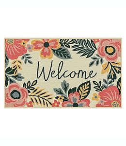 Tapete para entrada Maples™ Spring Welcome de 50.8 x 86.36 cm