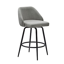 O&O by Olivia & Oliver™ Cherry Hill Bar Stool in Black