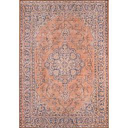 Momeni Afshar 8'5 x 12' Area Rug in Copper