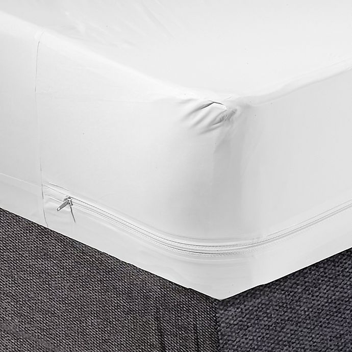 Alternate image 1 for SALT™ Vinyl Waterproof Mattress Cover