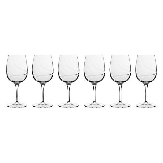 Alternate image 1 for Luigi Bormioli Aero SON.hyx  White Wine Glass (Set of 6)