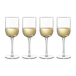 Luigi Bormioli Sublime SON.hyx White Wine Glasses (Set of 4)