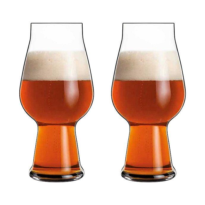 Alternate image 1 for Luigi Bormioli Birrateque Craft IPA Beer Glasses (Set of 2)