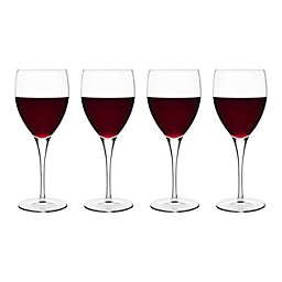 Luigi Bormioli Michelangelo Masterpiece Gold Label Sparkx® Red Wine Glasses (Set of 4)