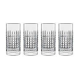 Luigi Bormioli SON.hyx® Mixology Charme Hi-Ball Glasses (Set of 4)