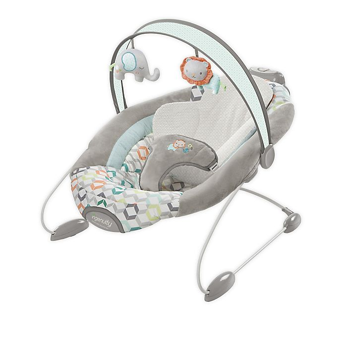 Alternate image 1 for Ingenuity™ SmartBounce Candler™ Automatic Bouncer