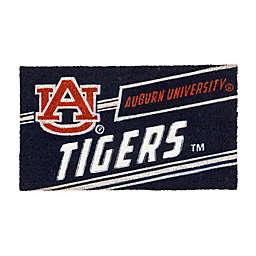 """Auburn University 16"""" x 28"""" Coir Punch Door Mat"""