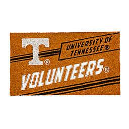 """University of Tennessee 16"""" x 28"""" Coir Punch Door Mat"""