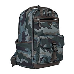 TWELVElittle Unisex Courage Diaper Backpack in Camouflage