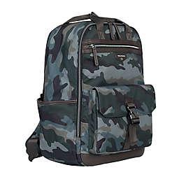 TWELVElittle Unisex Courage Diaper Backpack in Camouflage
